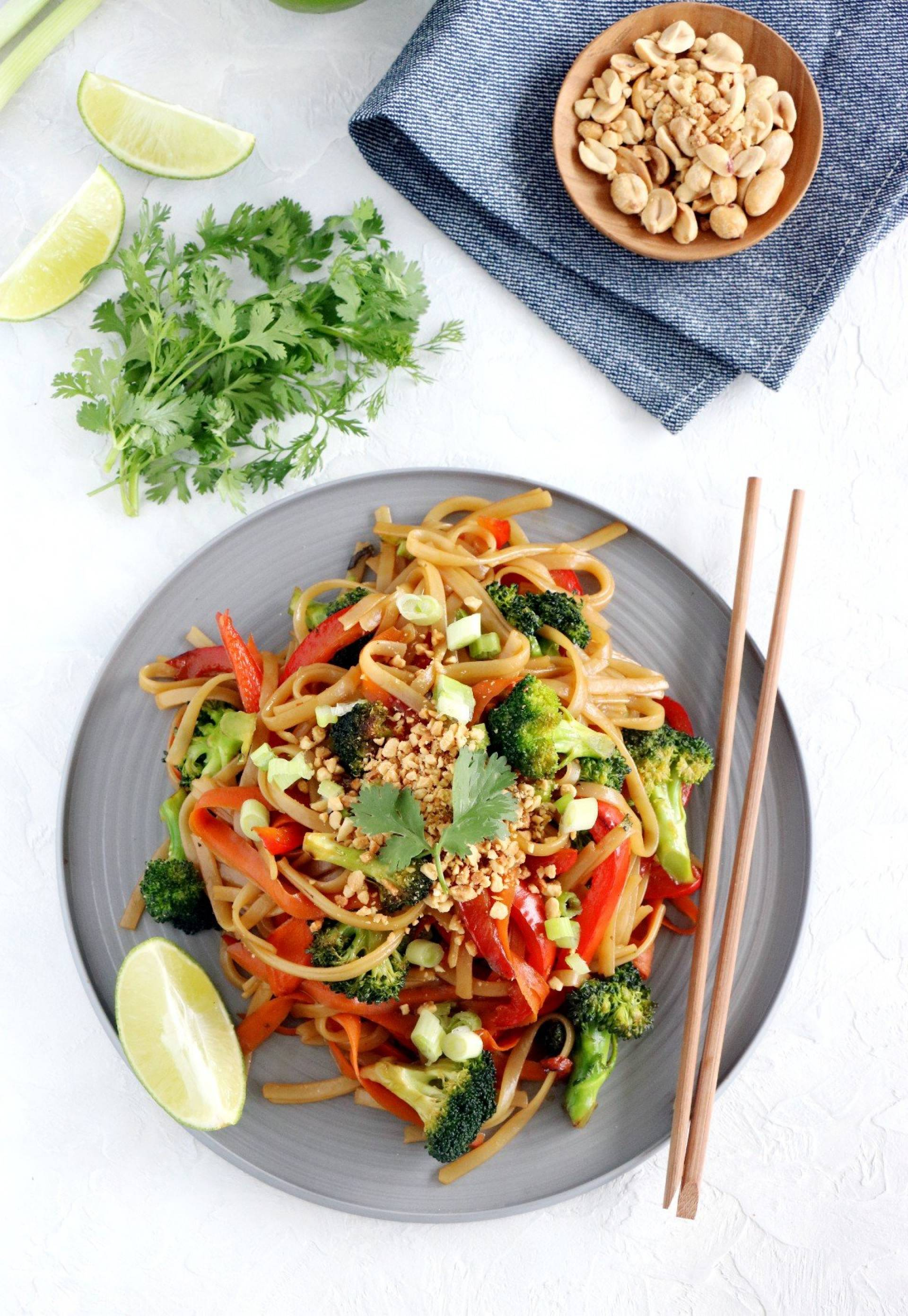 Full Moon Party Pad Thai - Nut Free